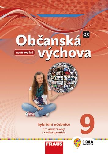 Občanská výchova 9 - nová generace / upravené vydání