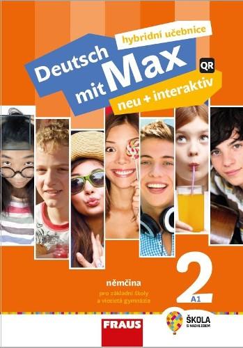 Deutsch mit Max neu + interkativ A1/ díl 2